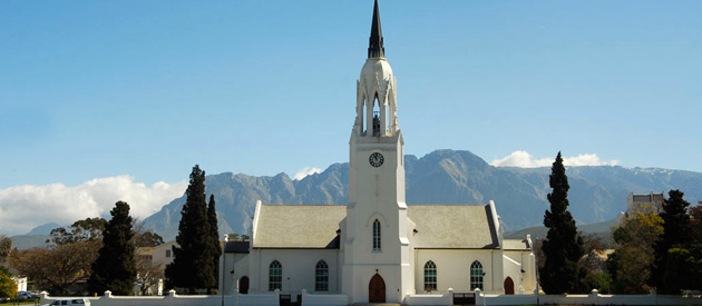 Worcester Travel Guide in the Winelands - South Africa
