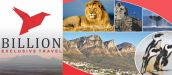 BILLION TRAVEL & TOURS, CAPE TOWN