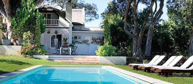 KLOOFZICHT ESTATE COUNTRY GUESTHOUSE